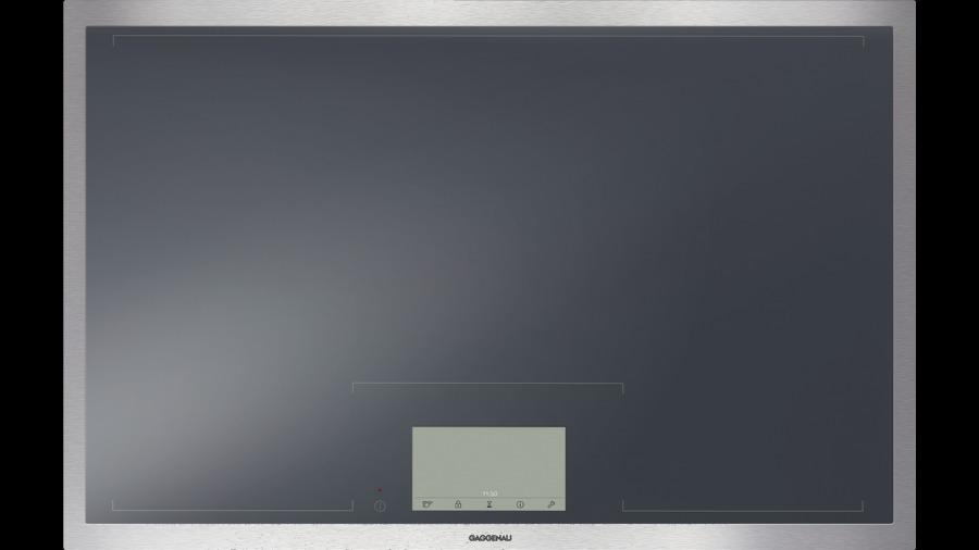 grand choix de eb6e0 460c7 Plaque à induction full zone Gaggenau série 400 CX480111